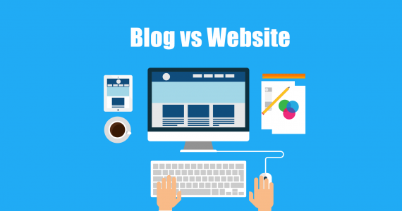 Blog vs Website What's the Difference