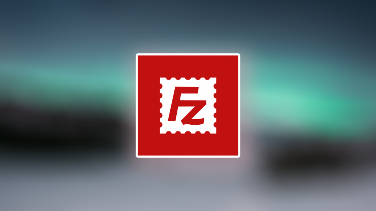 How to use FileZilla FTP Client to connect to a web server