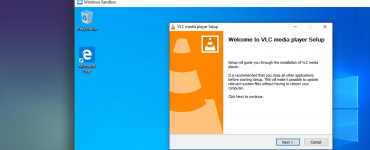 How to enable and use Windows Sandbox in Windows 10