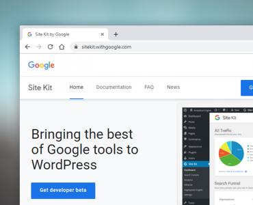 How to set up Google Site Kit on WordPress