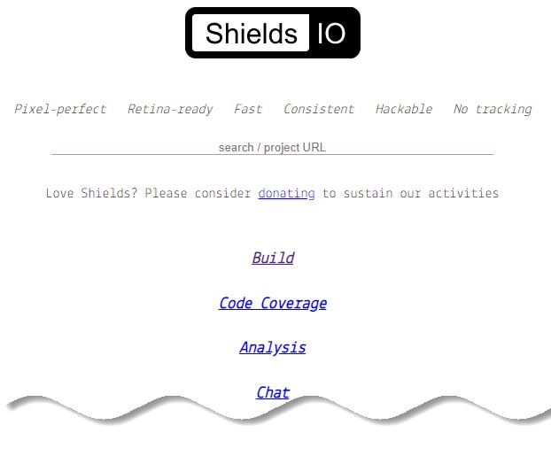 shields.io  badges  -  Markdown -  Github