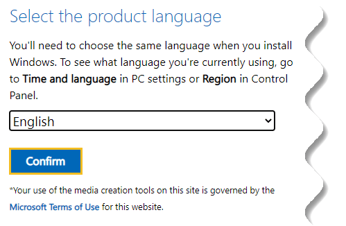 Download Windows 10 offline ISO - Windows 10 edition to download - preferred language