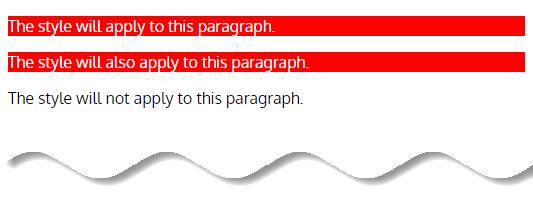CSS Attribute Selectors - attribute selector example-4