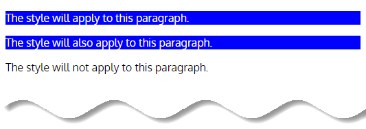 CSS Attribute Selectors - attribute selector example-5