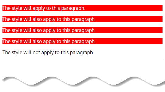 CSS Attribute Selectors - attribute selector example-8