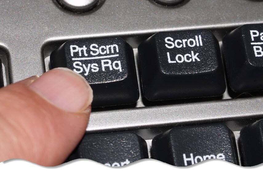 How to Take a Screenshot on Windows 10 - print-screen-button-keyboard
