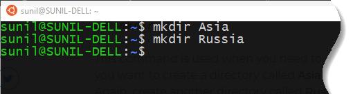 Linux-basic-command-mkdir-2