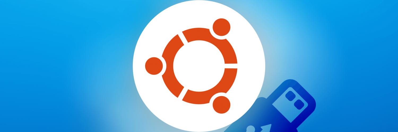 Bootable Ubuntu USB Flash Drive