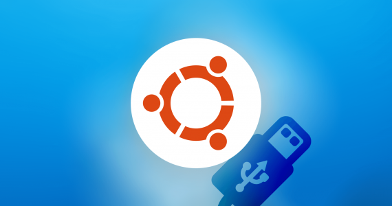 Bootable Ubuntu USB Flash Drive
