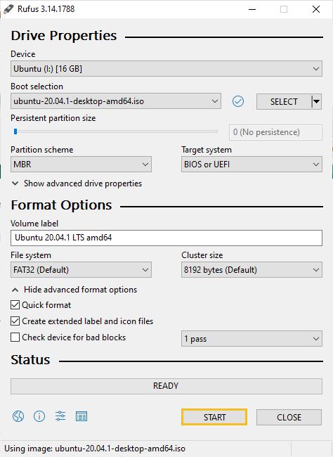 Bootable Ubuntu USB Flash Drive - img 6