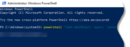 How to find Windows 10 product key - How to find Windows 10 product key using PowerShell - img 6
